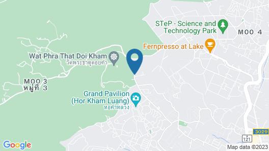 E-Outfitting Doikham Resort Map
