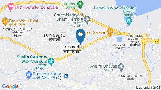 Rhythm Lonavala Map