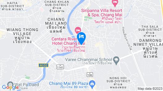 Amata Lanna Village Map