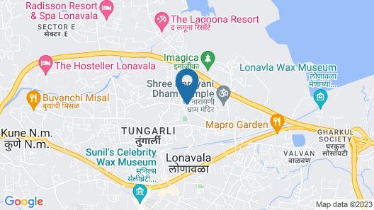 Hill Forest Resort Lonavala Map