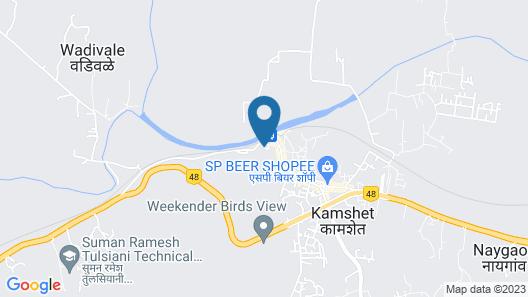 Ratnaa Resort Map