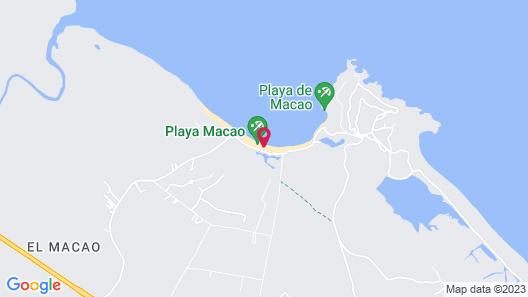 Dreams Macao Beach Punta Cana - All Inclusive Map