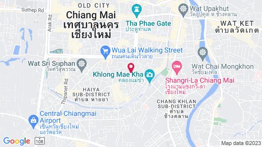 Baan Sang Singh Map
