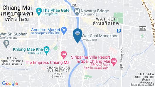 NA NIRAND Romantic Boutique Resort Map
