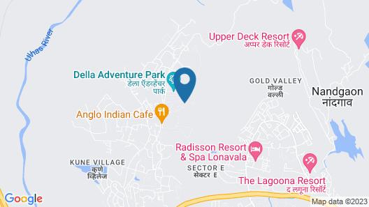Della Resorts Map
