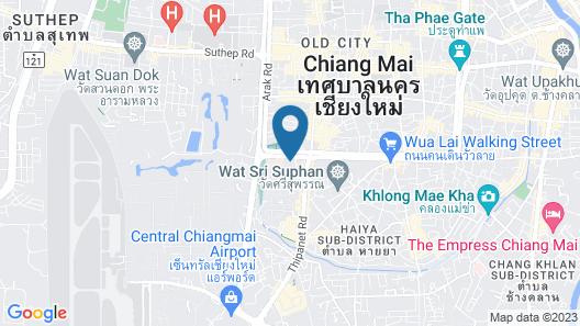 Smile Lanna Hotel Map