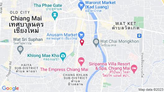 Yaang Come Village Map