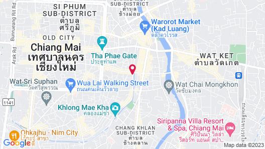 Uno Chiangmai Map