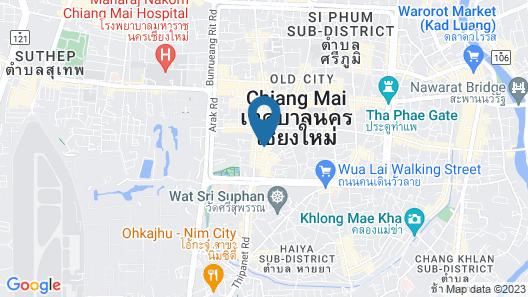 Archita Hostel Map