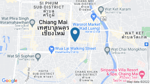 Basic Line Hotel at Loikroh Map
