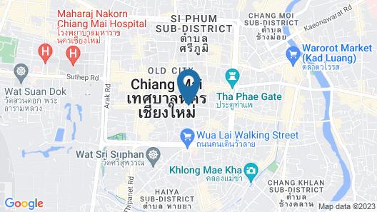 Namamema Boutique Hotel Map