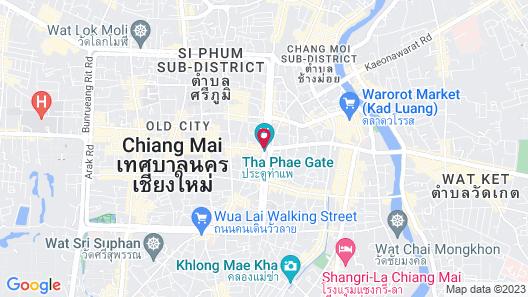 POR Thapae Gate Map