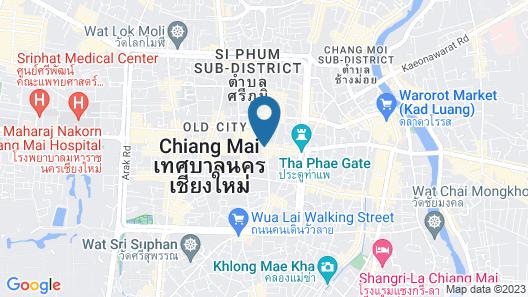 Tamarind Village Map