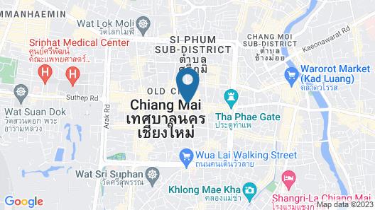 Kaldi Coffee House Map