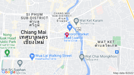 The Small Chiang Mai Map