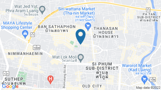 ISTY Hotel Map