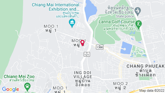 We Valley Boutique Hotel Map