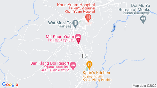 Yoont Hotel Map
