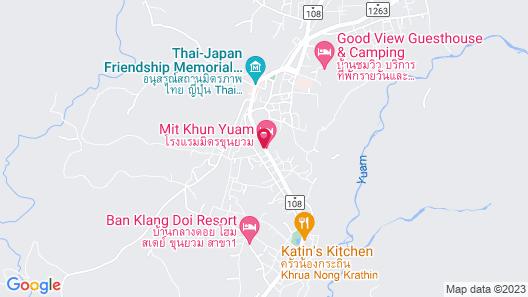 Mitkhoonyoum Hotel Map
