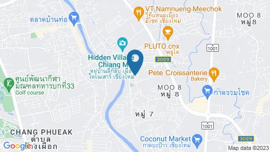Ban Sabai Village Resort & Spa Map