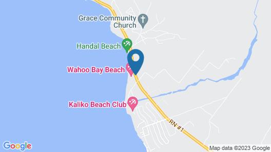 Wahoo Bay Beach Club & Resort Map