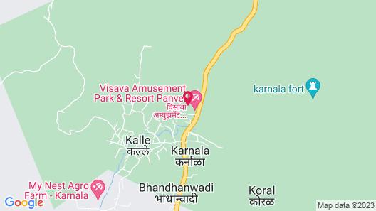 Panoramic Resort Karnala - Panvel Map