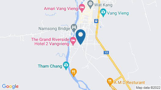 Jammee Guesthouse Map