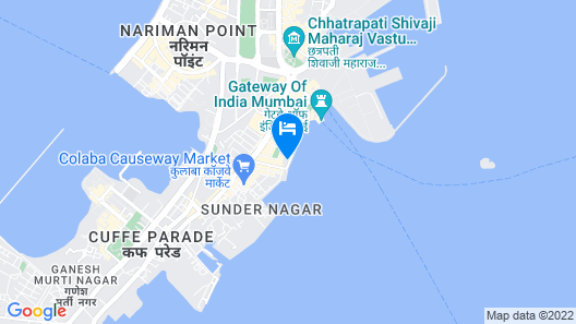 Hotel Harbour View Map