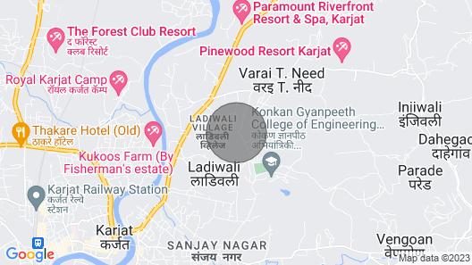 Karjat Mountain Villa Map