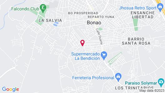 Residencial Don Oscar Apto 102 Map