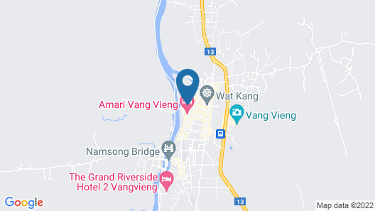 Popular View Guesthouse Map