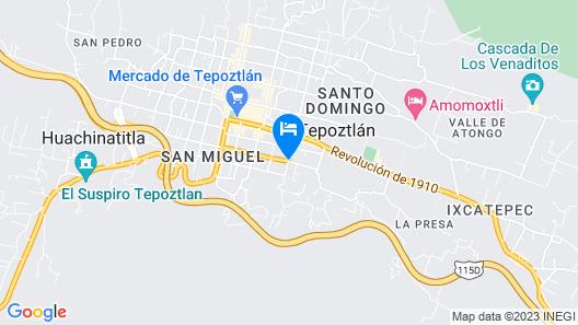 Hotel Boutique Casa Fernanda - Adults only Map