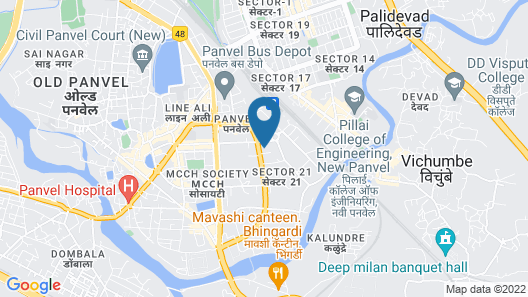 Hotel Shree Sai Map