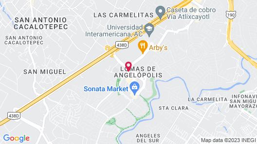 Sonata Hotel Map