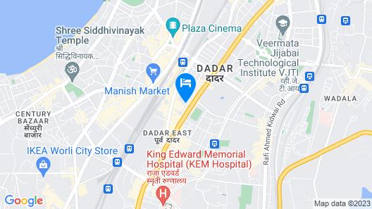 Sharda residency Map