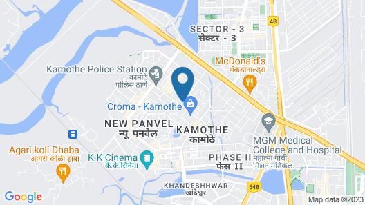 Krishna Avtar Services Apartment Map