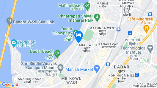 Hotel Amigo Map