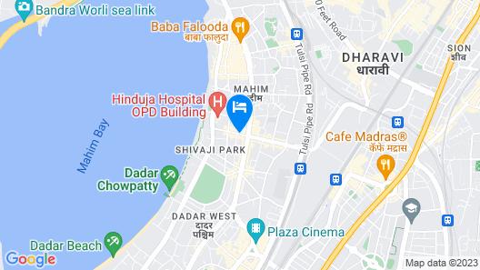 Apartment In Mumbai City Centre Map