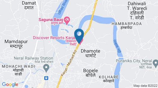 Discover Resorts Map