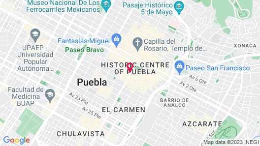 El Encanto Map