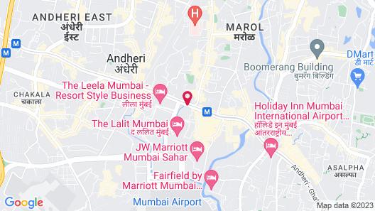 Mirage Hotel Map