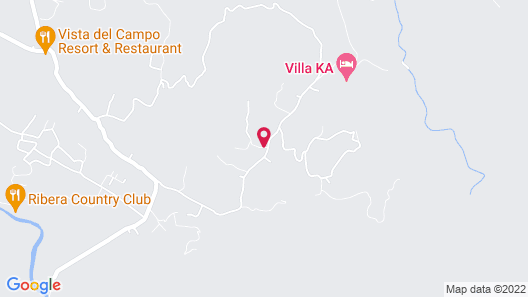 Cabaña #1 - 5 Personas Map