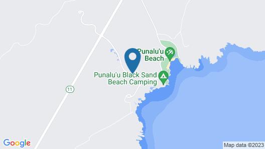 Colony I at Sea Mountain in Pahala Map