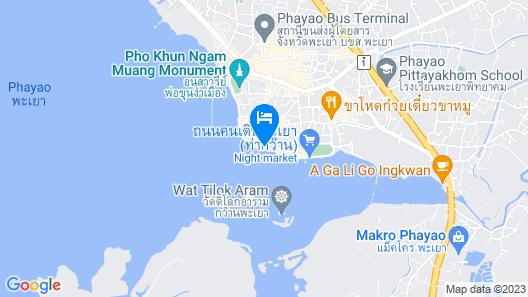 Phuglong Hotel Map