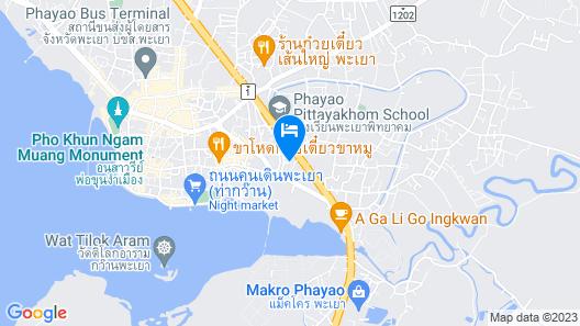 KM Kwanphayao Hotel Map