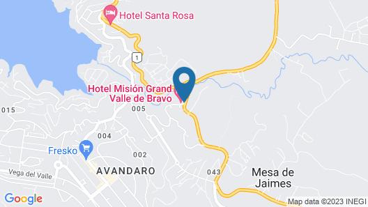 Misión Grand Valle de Bravo Map