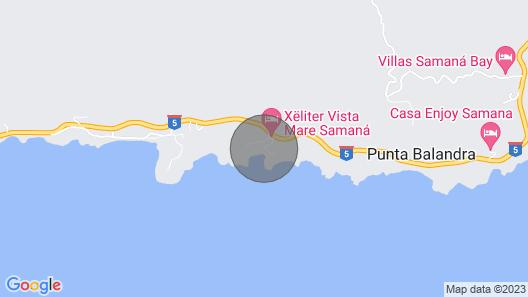 Vista Mare Apartament Map