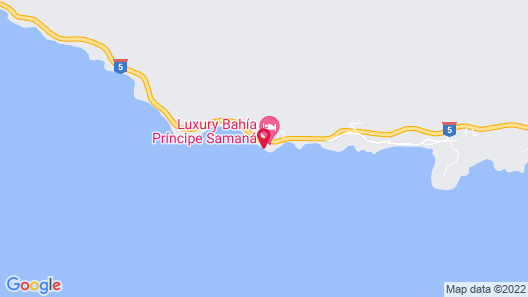Bahia Principe Luxury Samana +18 Map