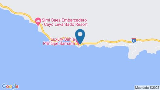 Bahia Principe Luxury Samana - Adults Only Map