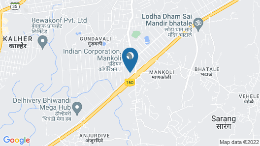 OYO 9644 Hotel Mahadev Residency Map
